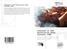 Bookcover of Ireland in the Eurovision Song Contest 1981