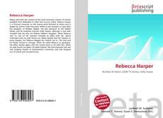 Rebecca Harper kitap kapağı