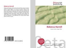 Bookcover of Rebecca Harrell