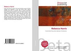 Bookcover of Rebecca Harris