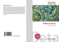 Bookcover of Rebecca Howe