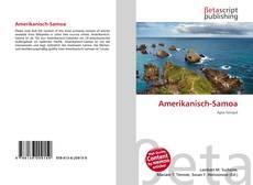 Bookcover of Amerikanisch-Samoa