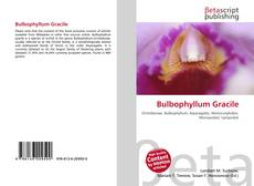 Bookcover of Bulbophyllum Gracile