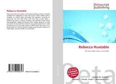 Bookcover of Rebecca Huxtable