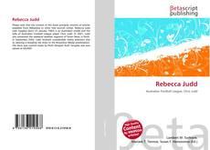 Bookcover of Rebecca Judd