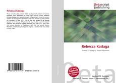 Bookcover of Rebecca Kadaga
