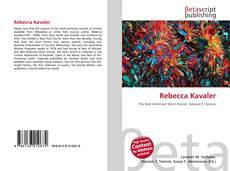 Bookcover of Rebecca Kavaler