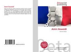 Bookcover of Amin Howeidi