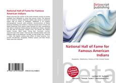 National Hall of Fame for Famous American Indians的封面