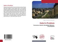 Portada del libro de Hahn's Problem