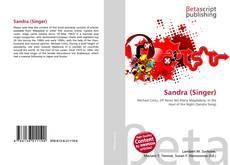 Buchcover von Sandra (Singer)