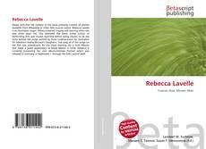 Rebecca Lavelle kitap kapağı