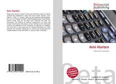 Bookcover of Ami Harten
