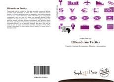 Buchcover von Hit-and-run Tactics