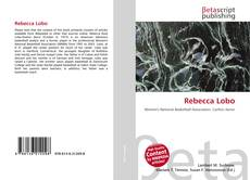 Bookcover of Rebecca Lobo
