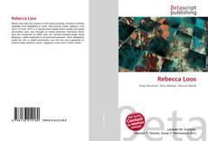 Bookcover of Rebecca Loos