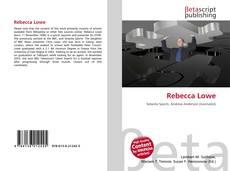 Bookcover of Rebecca Lowe