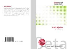 Ami Ajalon的封面