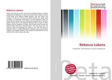Bookcover of Rebecca Lukens