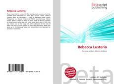 Bookcover of Rebecca Lusterio