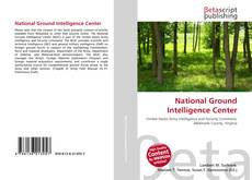 Bookcover of National Ground Intelligence Center