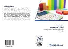 Buchcover von Income in Kind