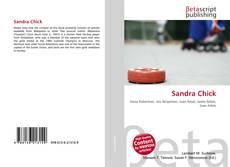 Buchcover von Sandra Chick