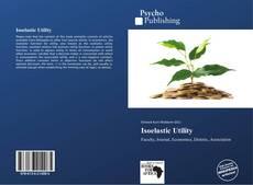 Buchcover von Isoelastic Utility