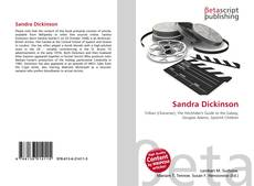 Bookcover of Sandra Dickinson
