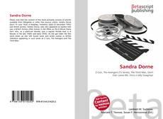 Bookcover of Sandra Dorne