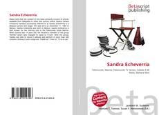 Bookcover of Sandra Echeverría