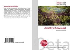 Copertina di Amethyst-Schwingel