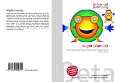 Bookcover of Blight (Comics)