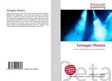 Обложка Tarragon Theatre