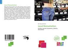 Buchcover von Local Nonsatiation