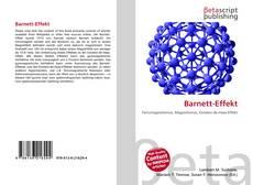Bookcover of Barnett-Effekt