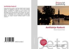 Amfilohije Radović kitap kapağı