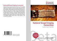 Bookcover of National Gospel Singing Convention
