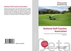 Bookcover of National Golf Coaches Association