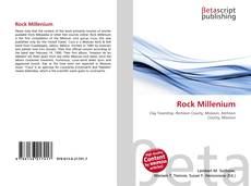 Bookcover of Rock Millenium