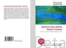 Borítókép a  National Glass Bottle Makers' Society - hoz