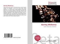 Bookcover of Barney McKenna