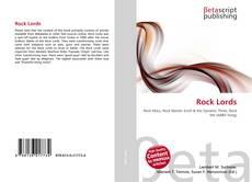 Buchcover von Rock Lords