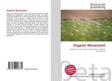 Capa do livro de Organic Movement