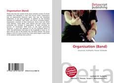 Buchcover von Organisation (Band)