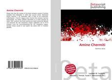 Bookcover of Amine Chermiti