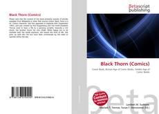 Bookcover of Black Thorn (Comics)