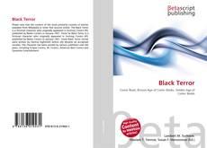 Black Terror的封面
