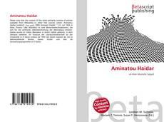 Bookcover of Aminatou Haidar