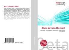 Bookcover of Black Samson (Comics)